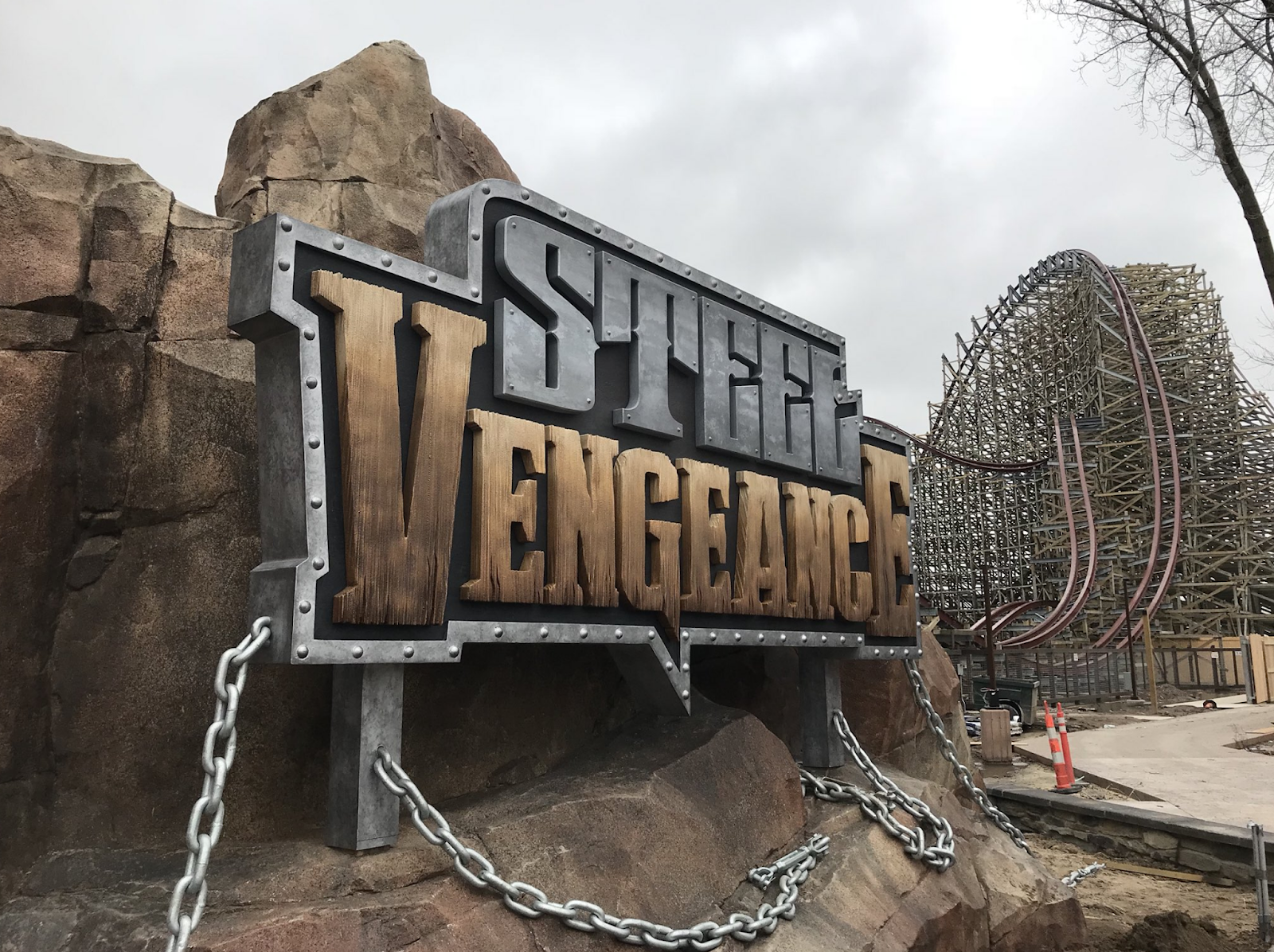 NewsPlusNotes: The Latest From Cedar Point on Steel Vengeance + ...